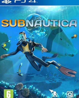 SUBNAUTICA – PS4