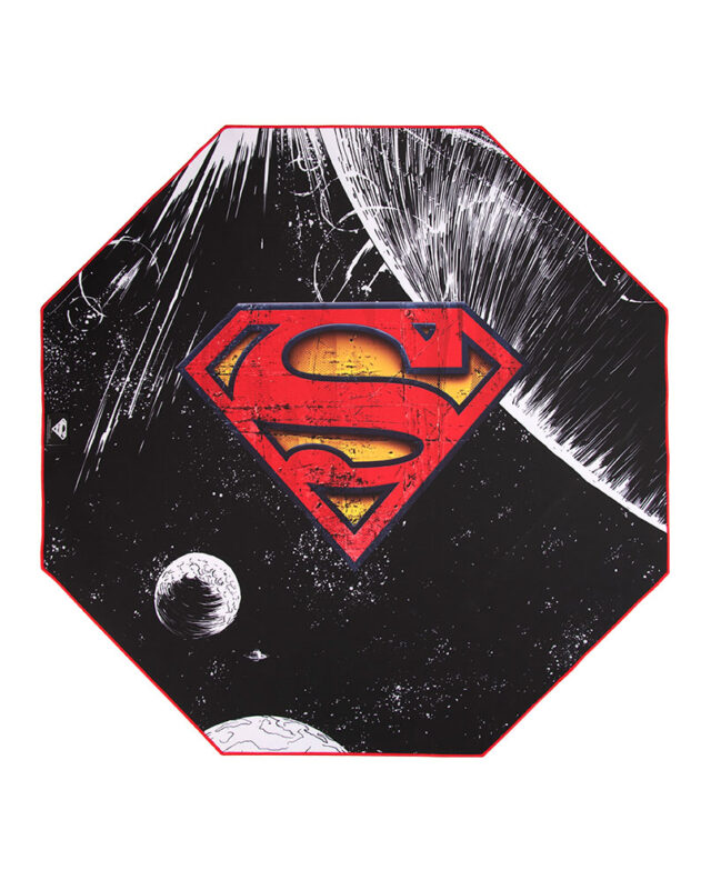 TAPETE DE CHAO GAMING SUPERMAN