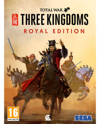TOTAL WAR THREE KINGDOMS ROYAL EDITION – PC