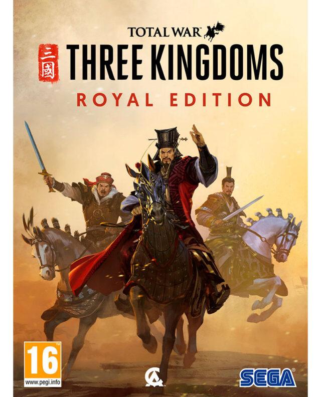 TOTAL WAR THREE KINGDOMS ROYAL EDITION pc