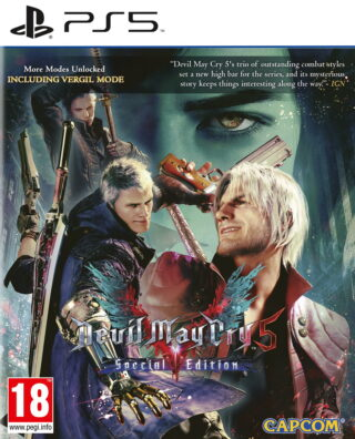 DEVIL MAY CRY 5 SPECIAL EDITION – PS5