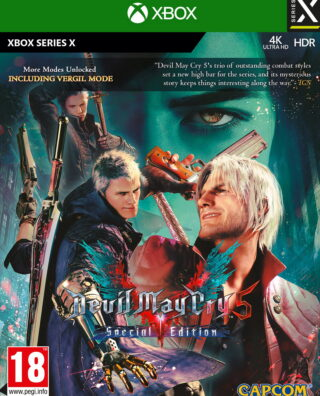 DEVIL MAY CRY 5 SPECIAL EDITION – Xbox Series X
