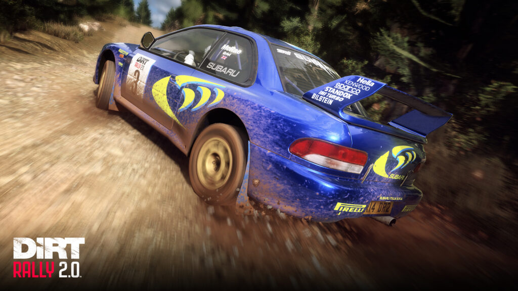 DIRT RALLY 2.0 GAME OF THE YEAR