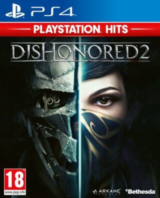 DISHONORED 2 – PLAYSTATION HITS – PS4