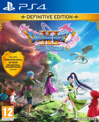 DRAGON QUEST XI DEFINITIVE EDITION – PS4