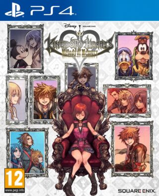 KINGDOM HEARTS MELODY OF MEMORY – PS4