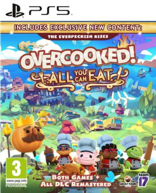OVERCOOKED ALL YOU CAN EAT – PS5