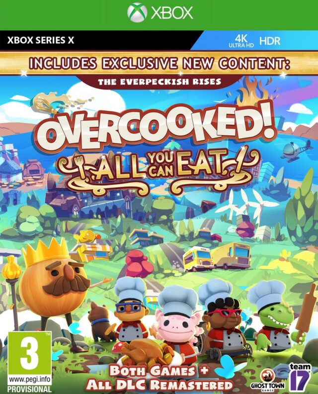 OVERCOOKED ALL YOU CAN EAT – Xbox Series X