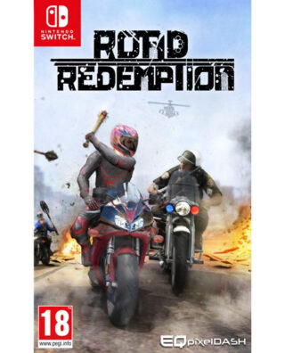 ROAD REDEMPTION – Nintendo Switch