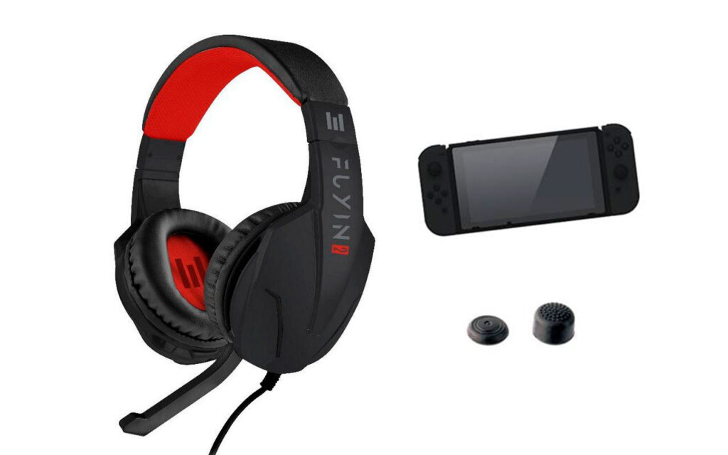 SWITCH PACK AUDIO FUYING 2.0