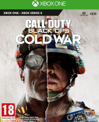 CALL OF DUTY BLACK OPS : COLD WAR – Xbox One