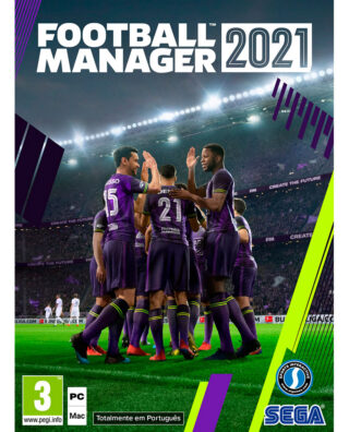 FOOTBALL MANAGER 2021 – PC