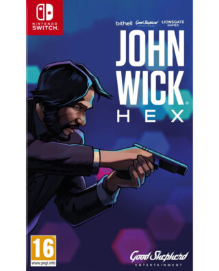 JOHN WICK HEX – Nintendo Switch
