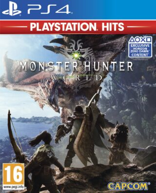 MONSTER HUNTER WORLD – PLAYSTATION HITS – PS4