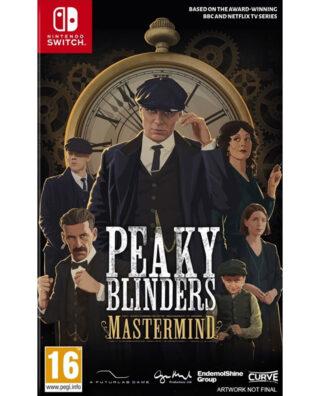 PEAKY BLINDERS MASTERMIND – Nintendo Switch