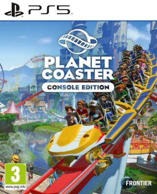 PLANET COASTER – PS5