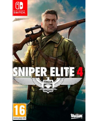 SNIPER ELITE 4 – Nintendo Switch