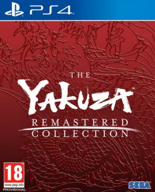THE YAKUZA REMASTERED EDITION – PS4