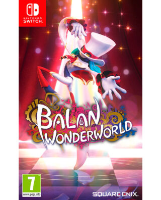 BALAN WONDERWORLD – Nintendo Switch