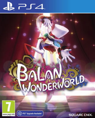 BALAN WONDERWORLD – PS4
