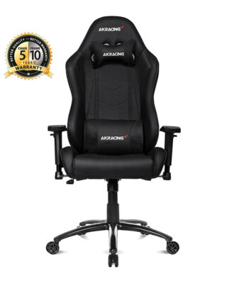 CADEIRA AKRACING CORE SX – PRETO