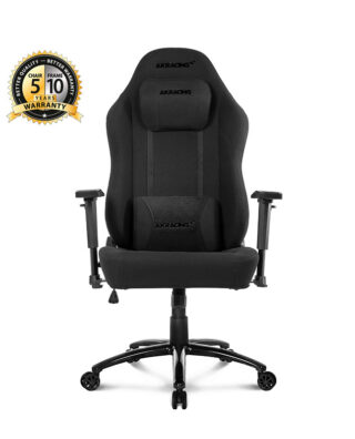 CADEIRA AKRACING OFFICE OPAL – PRETO