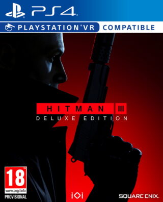 HITMAN III DELUXE EDITION – PS4