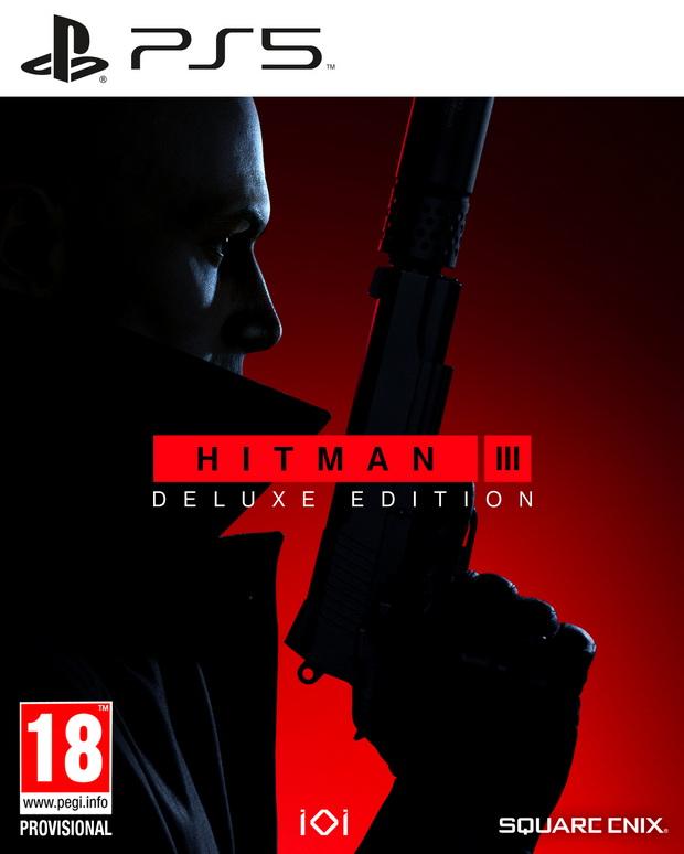 HITMAN III DELUXE EDITION PS5