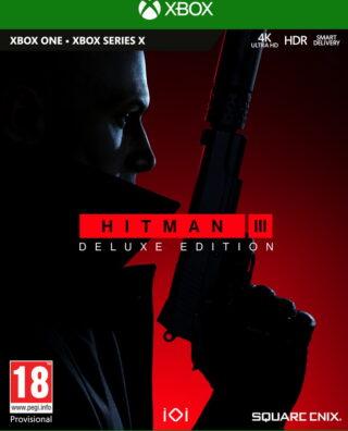 HITMAN III DELUXE EDITION – Xbox Series X