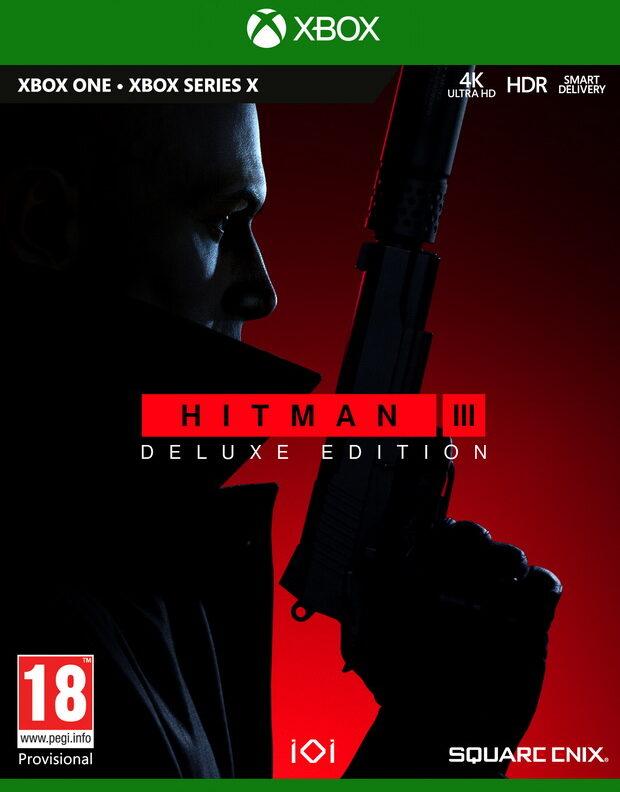 HITMAN III DELUXE EDITION Xbox Series X