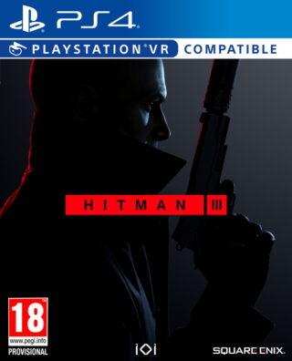 HITMAN III – PS4