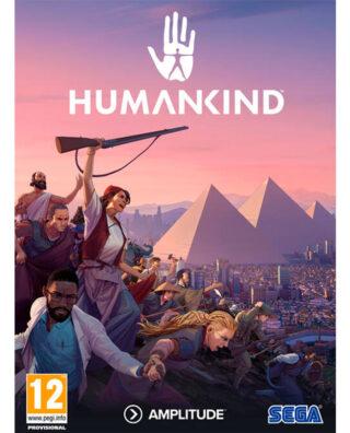 HUMANKIND STEELBOOK – PC