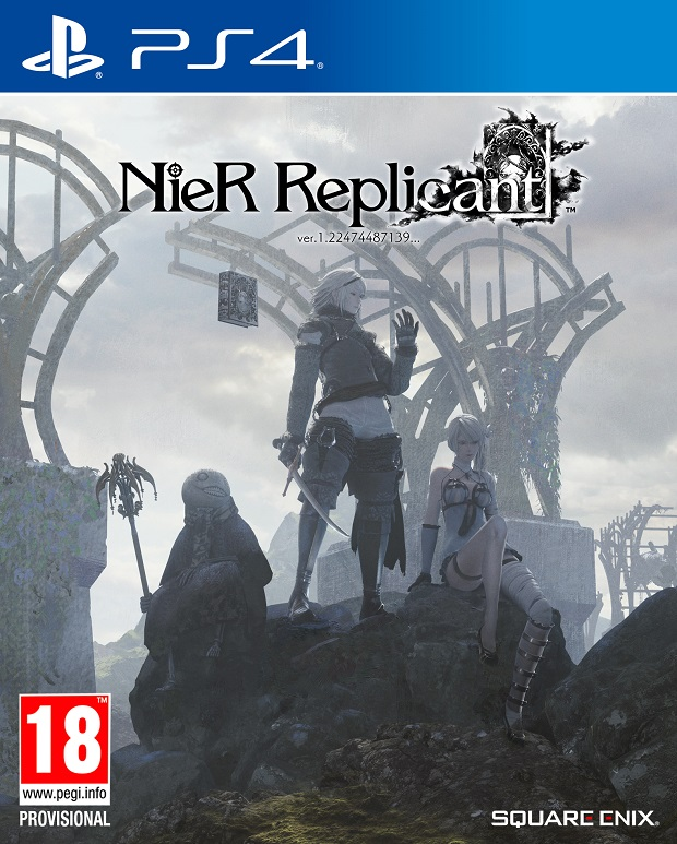 NIER REPLICANT VER. 1.22474487139 – PS4