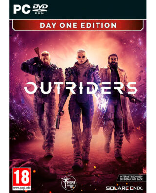 OUTRIDERS (DAY ONE EDITION) – PC