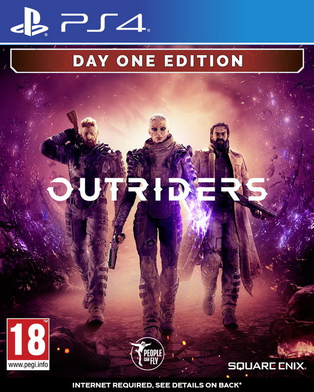 OUTRIDERS (DAY ONE EDITION) – PS4
