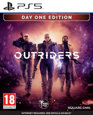 OUTRIDERS (DAY ONE EDITION) – PS5