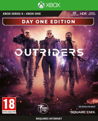 OUTRIDERS (DAY ONE EDITION) – Xbox Series X