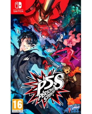PERSONA 5 STRIKERS – Nintendo Switch