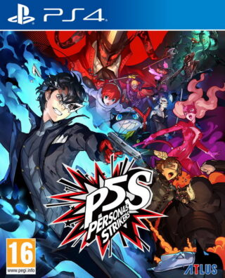 PERSONA 5 STRIKERS – PS4