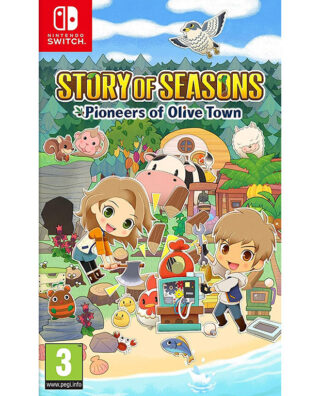 STORY OF SEASONS – PIONEERS OF OLIVE TOWN – Nintendo Switch