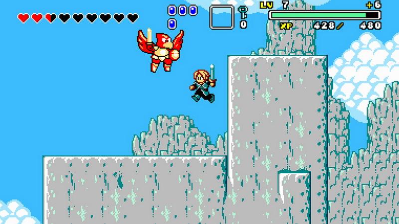 AGGELOS Nintendo Switch 5060690792222 2