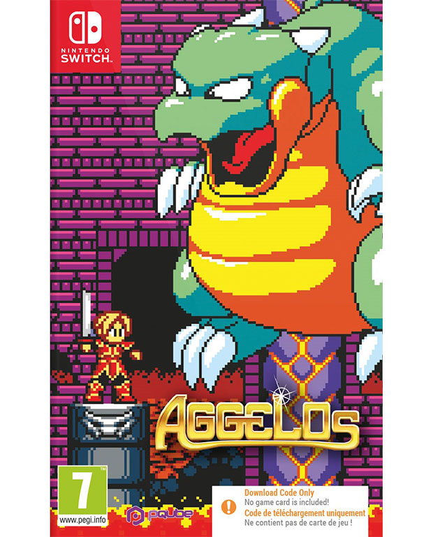 AGGELOS Nintendo Switch