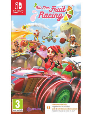 ALL-STAR FRUIT RACING – Nintendo Switch