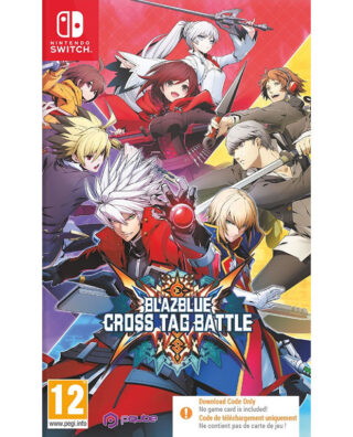 BLAZBLUE CROSS TAG BATTLE – Nintendo Switch