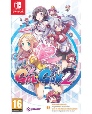GAL GUN 2 – Nintendo Switch