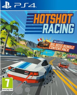HOTSHOT RACING – PS4