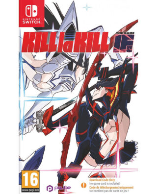 KILL LA KILL IF – Nintendo Switch