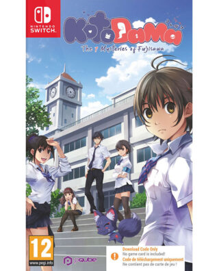 KOTODAMA: THE 7 MYSTERIES OF FUJISAWA – Nintendo Switch