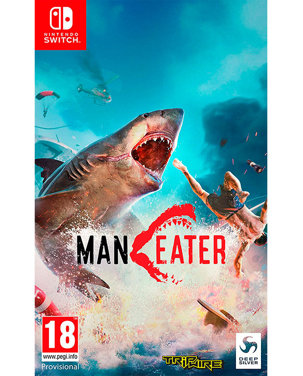MANEATER Nintendo Switch