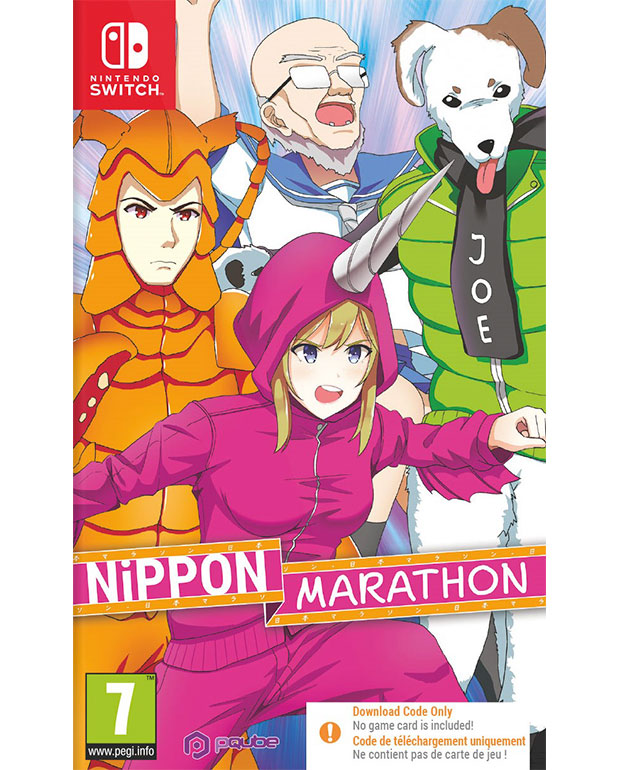 NIPPON MARATHON Nintendo Switch
